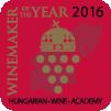 év bortermelője