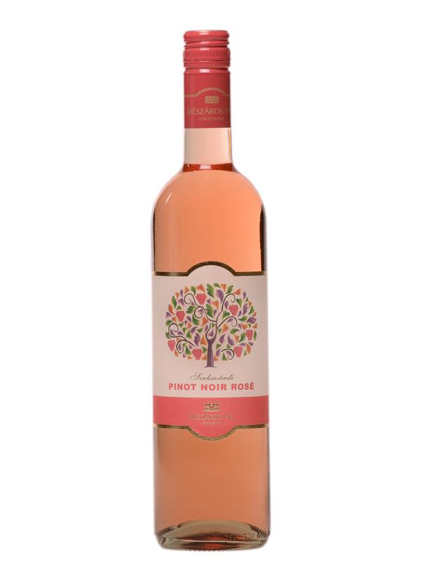 Meszaros Pinot Noir Rose