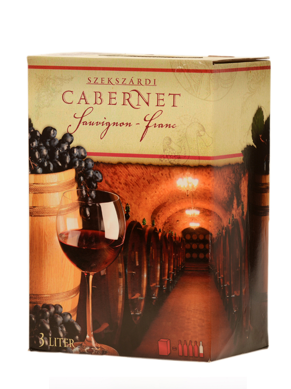 Bag In Box Meszaros Cabernet
